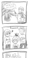 a weasley christmas by 4leafcolour