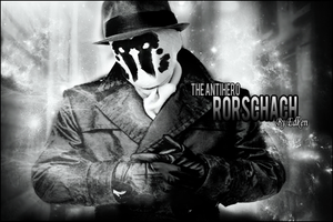 Rorshach Signature Psd by TheBrocashelm