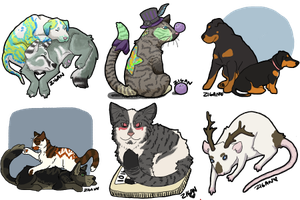 Favourite Tags of 2011 by zigan-with-felines