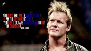Chris Jericho Quotation by AYB12 by AyBenoit12
