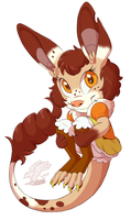 Cecilia the Jerboa by faster-by-choice
