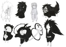 Madara madness 3 by mextag00