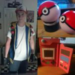 Pokemon Trainer Cosplay by kpstormie