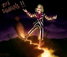Beetlejuice by Ragamuffyn