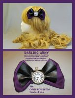 Timelord Bow - Chris Eccleston- Darling Army by DarlingArmy