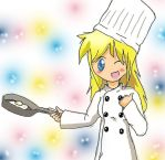 Lil Chef by Hani-HaWafflenut