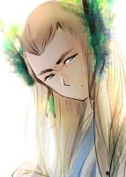 Thranduil by nananagi