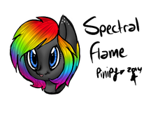 Spectral Flame Bust by Pinipy