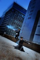 Ao no Exorcist:Blue flame2 by fullmetalflower