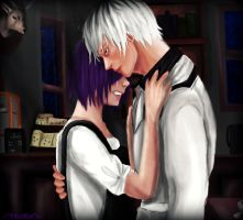 [Touka x Kaneki/Haise] remember me..I wish I could by xXMarilliaXx