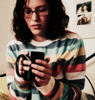 nick's striped sweater 1 by SocialCrabPhoto