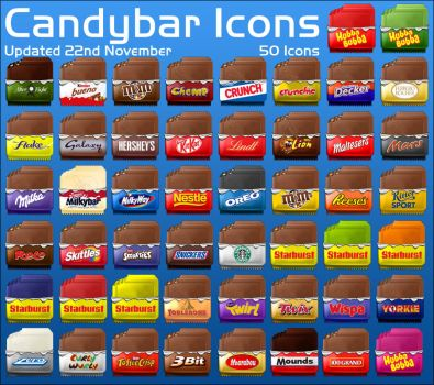 Candybar Icons 22-11-08 by parry