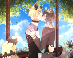 [ P ] Just One Kiss by Kama-shi