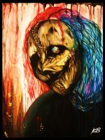 Corey Taylor by Cradlesin
