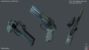 M720 Magnum W.I.P 2 by LWNorman