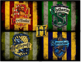 Hogwarts Flag by Kooro-sama