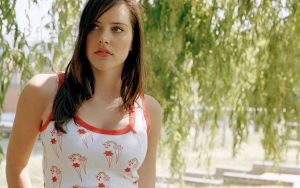 michelle ryan by floppe