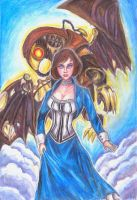 The Lamb and The Songbird - Bioshock Infinite by BreakfastTears