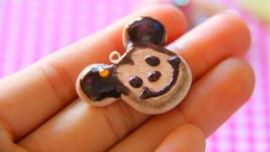 Mickey Mouse Cookie by MusicRains