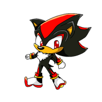 Chibi Shadow by Freaky4live