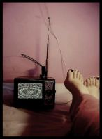 TV time. by blindXscream