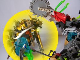 Steelax Master of Weapons (my Self-MOC) 14 by SteelJack7707
