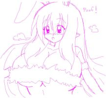 MSN Mina Doodle 32 by OverlordZeon