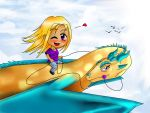 A Flight To Remember by AsharaNi