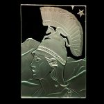 Great Seal State of California - Etched Art Glass by ImaginedGlass