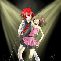 Reguest: 1. Stage love by kittimitti