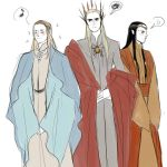 King and lords by NamistaiVanBuuren