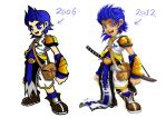 A6 before after 2 by raven1303