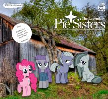 Supersonics: The Legendary Pie Sisters by abonomini