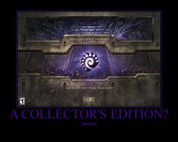 Heart of the Swarm Collector's Edition by Onikage108