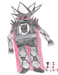 J25 The Arc King's Transparent deviantID by J25TheArcKing