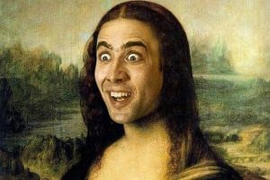 Nicolas-Cage-Face-20-Mona-Lisa by TheNobodyofaSOLDIER
