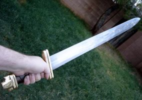 Viking Sword by HellfireForge