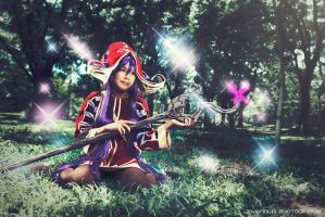 Lulu league of legends by johann29