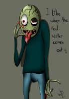 Salad Fingers. by Wiiiid