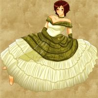 Jade .:Wedding Dress:. by Tennessee11741