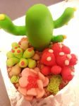 Cacti, Suculent Thing by MammaMoogle