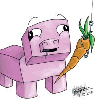 Tasty Carrots by musique1110