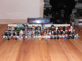 LEGO Minifigs - Named Characters Only by E350tb