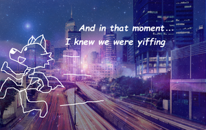 The meaningful yiff by protomanftw