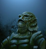 "SPEED PAINT ""Black Lagoon"" by Grimbro"