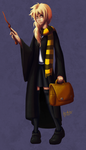 Witchsona: Leviosa Nussbaum by Dreamprotected