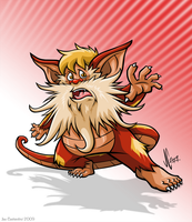 Thundercats Snarf by joe-twoanimators