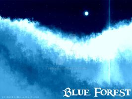 Blue forest by prime512