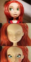 kim possible by hellohappycrafts
