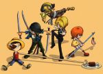 One Piece Minis by kitanai-neko